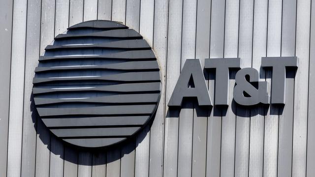 Telecomreus AT&T boekt meer winst