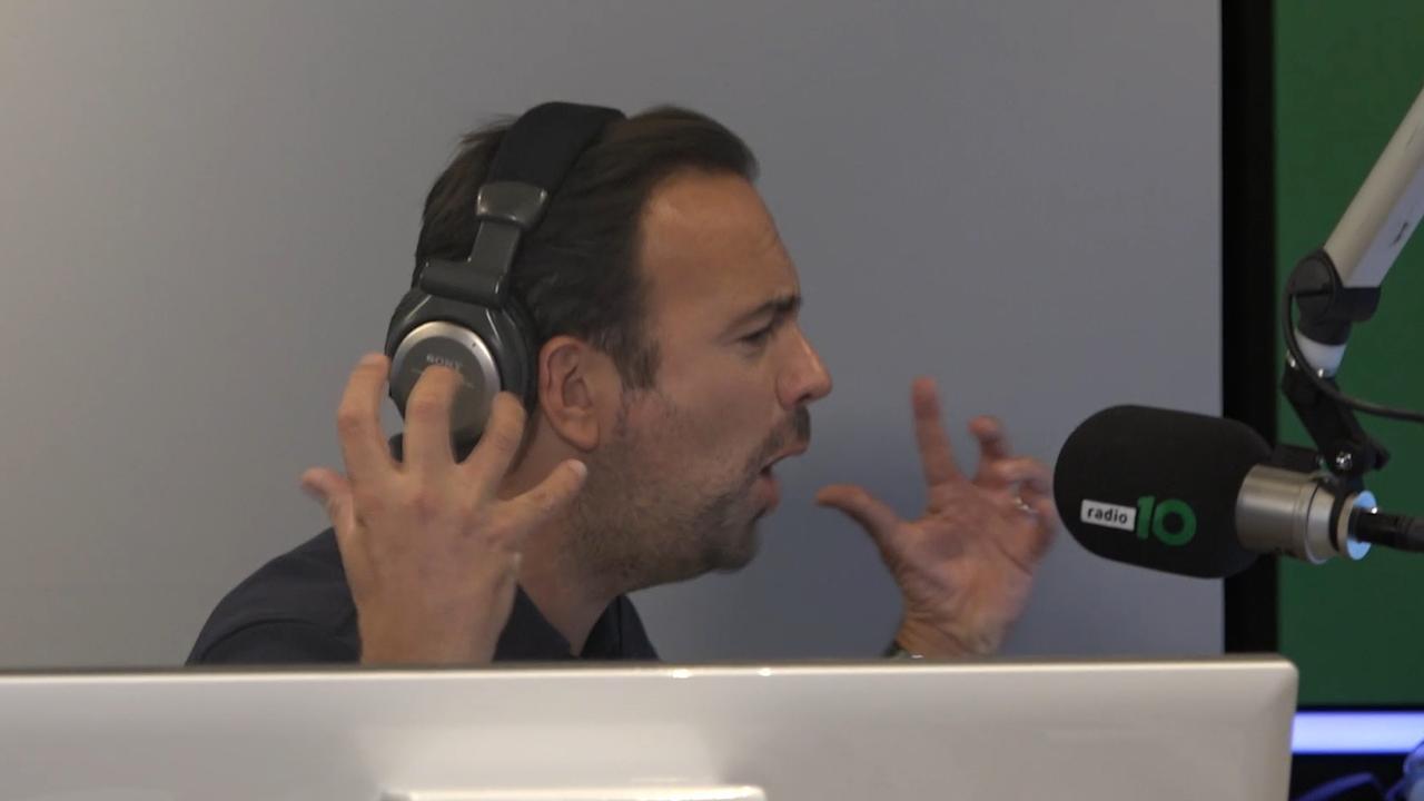 Gerard Ekdom begint week met radioshow op Radio 10