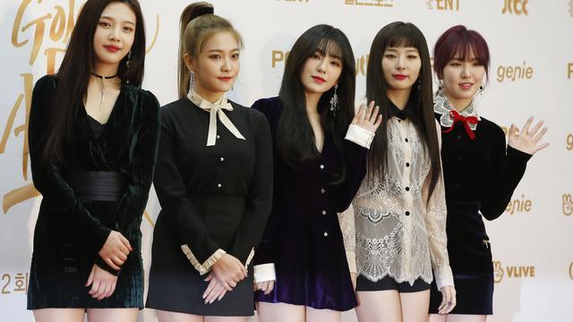 Zuid-Koreaanse popsterren geven sinds lange tijd concert in Noord-Korea