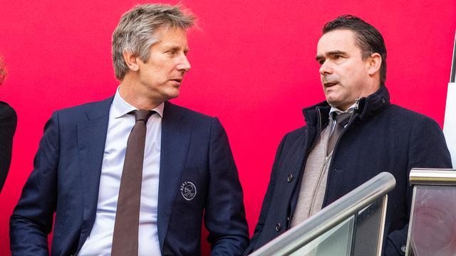 Zaakwaarnemer verdacht van bedreigen Ajax-directeuren