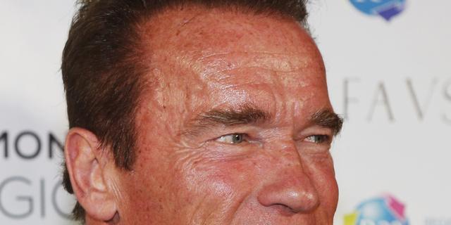 Arnold Schwarzenegger nog steeds getrouwd met Maria Shriver