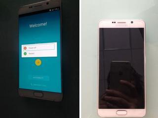 Groot Samsung-toestel zou op Galaxy S6 gaan lijken
