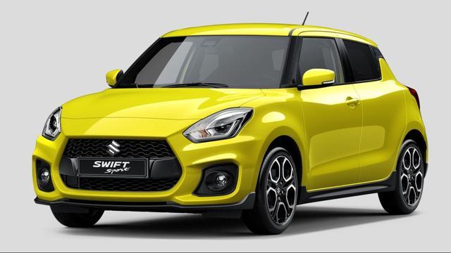 Suzuki lanceert compleet nieuwe Swift Sport
