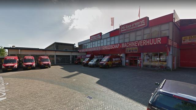 Voormalige gebouw Bo-rent in Dichterswijk Utrecht gekraakt