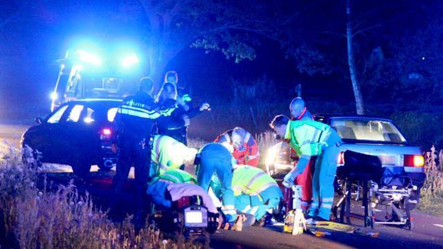 Voetganger overleden na aanrijding door automobilist in Friesland