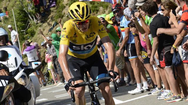 Fotoserie: De Tour de France van 2015 in beeld