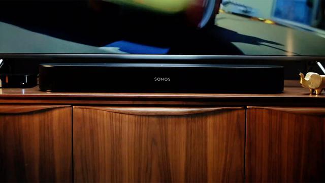 Sonos presenteert compacte soundbar met slimme functies
