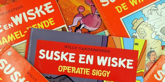Fusie van Belgische uitgeverijen brengt Suske en Wiske en Kuifje samen