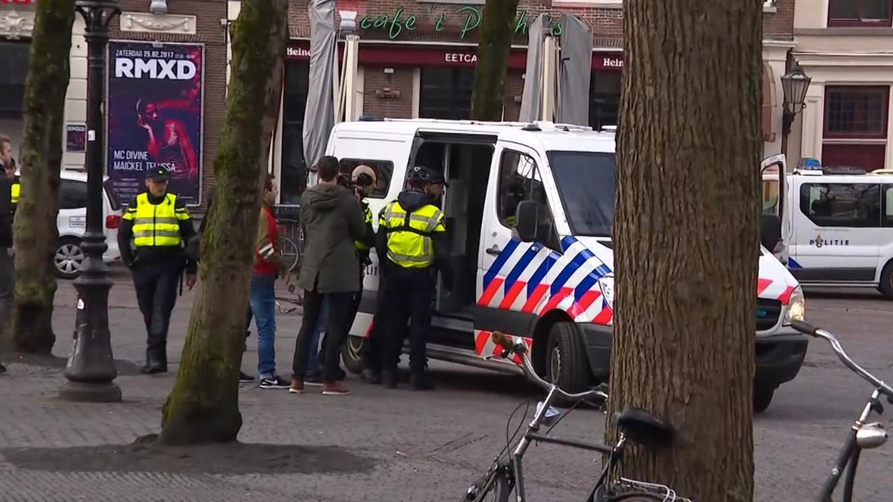 Pegida-voorman opgepakt in Utrecht wegens overtreding protestlocatie