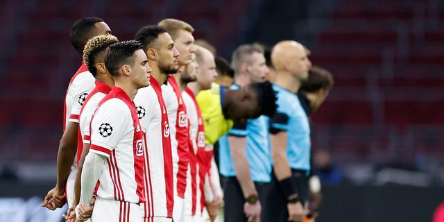 Dit zijn de scenario's voor Ajax in de Champions League
