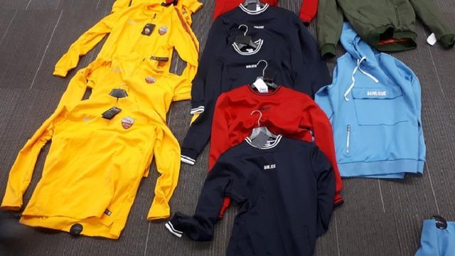 Drie personen aangehouden na stelen kleding uit Soccer Fanshop in Breda