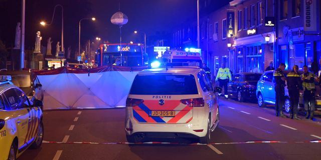 Politie schiet man in been in Amsterdam