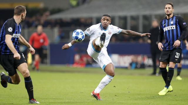 Reacties na afsluitend gelijkspel PSV bij Inter (gesloten)