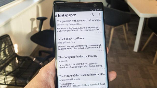 Laterlezendienst Instapaper na twee maanden weer toegankelijk in EU
