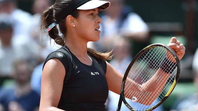 Ivanovic bereikt halve finales Roland Garros en treft Safarova