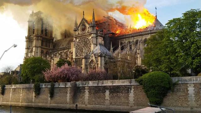 'Bloedtest voor omwonenden Notre-Dame na mogelijke loodvergiftiging'
