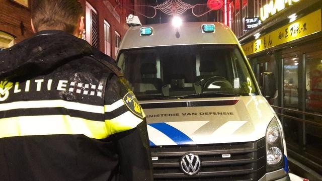 Explosief in centrum Amsterdam onschadelijk gemaakt
