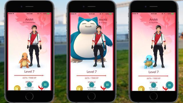 Pokémon Go-spelers krijgen 'Pokémon-vriend' na update