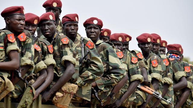Zeker 115 militairen gedood bij gevechten in Zuid-Soedan