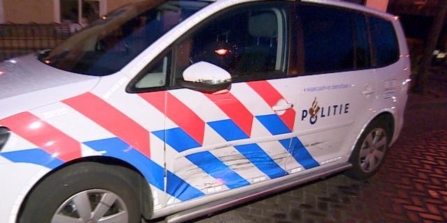 Politie doet onderzoek naar plofkraak aan de Molenwijk