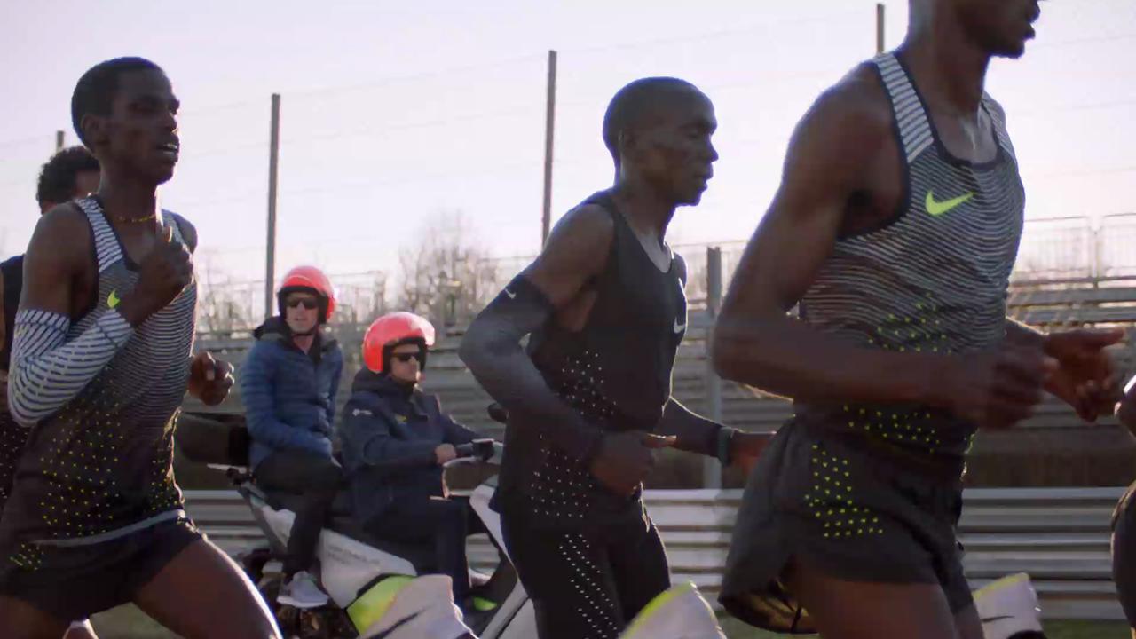 Een marathon lopen binnen twee uur: is het mogelijk?