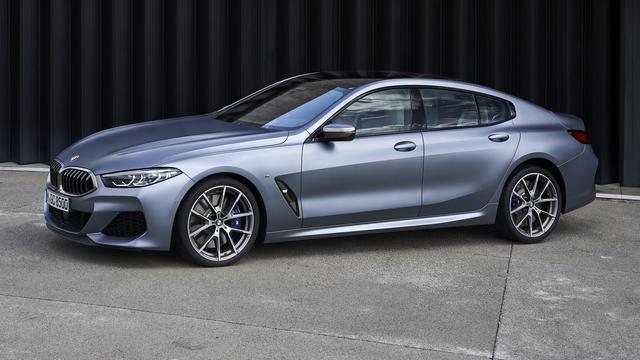 BMW 8-Serie compleet met lancering Gran Coupé