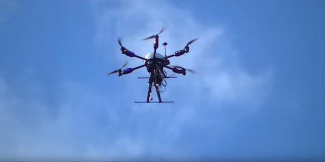 Deelstaat Australië zet drone in voor reddingsoperaties op zee