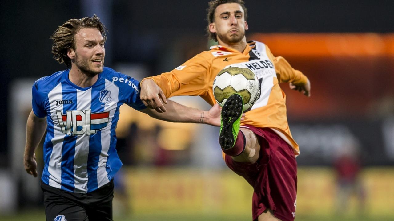 Bekijk de samenvatting van FC Eindhoven-Achilles '29