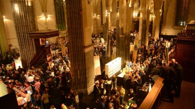Bierfestival Groningen trekt zesduizend bezoekers