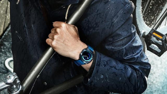 Samsung lanceert waterbestendige smartwatch Gear Sport