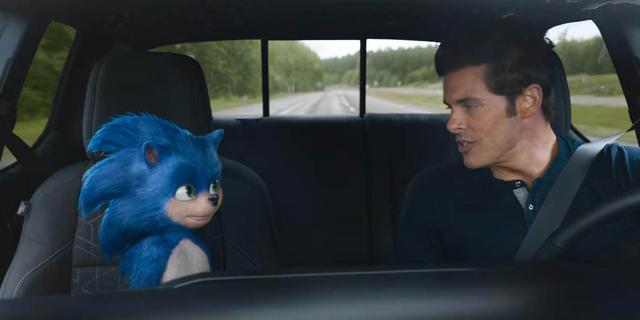 Vervolg op liveactionfilm Sonic the Hedgehog in de maak