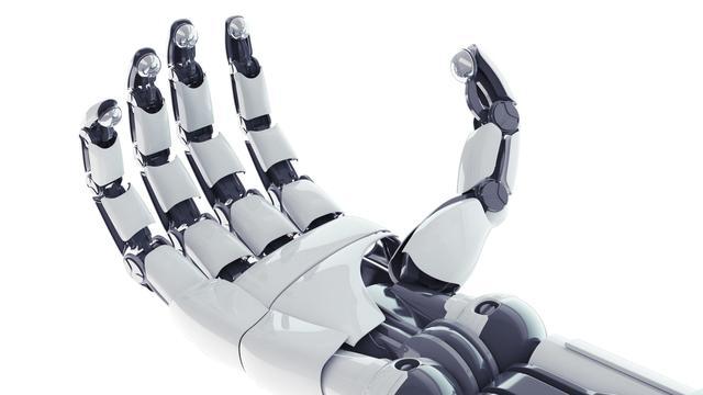 Wetenschappers maken robotarm die met ogen te besturen is