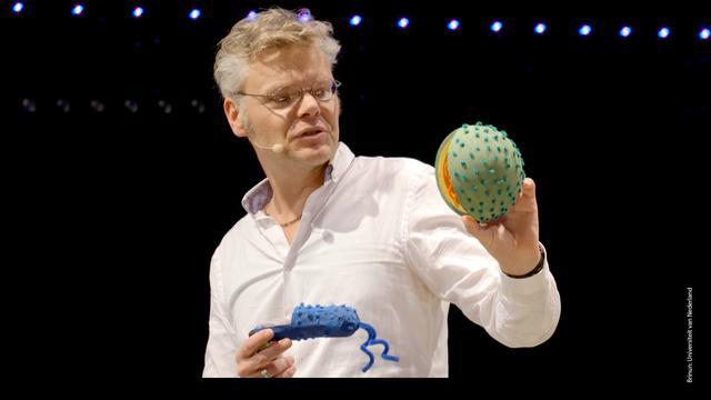 Universiteit van Nederland: Waarom we jaloers moeten zijn op bacteriën