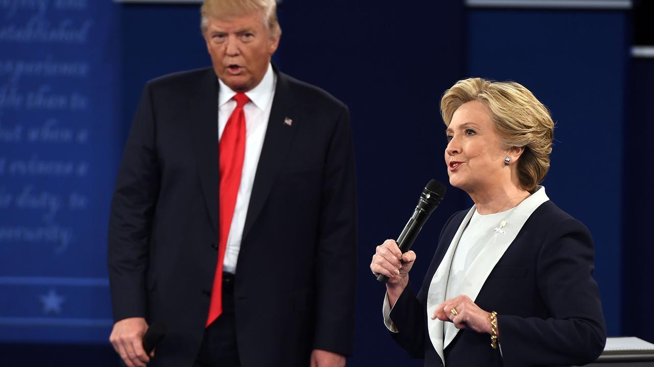 De hoogtepunten van het felle debat tussen Clinton en Trump