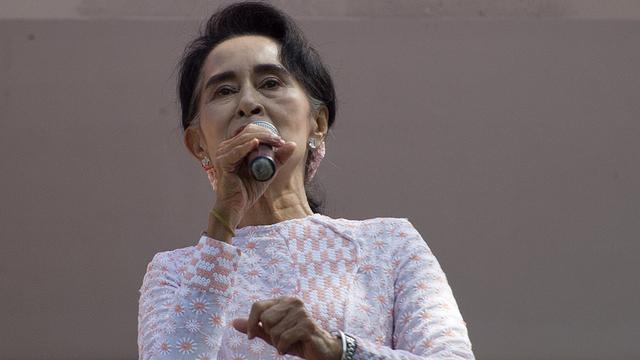 Politieke gevangenen in Myanmar komen vrij