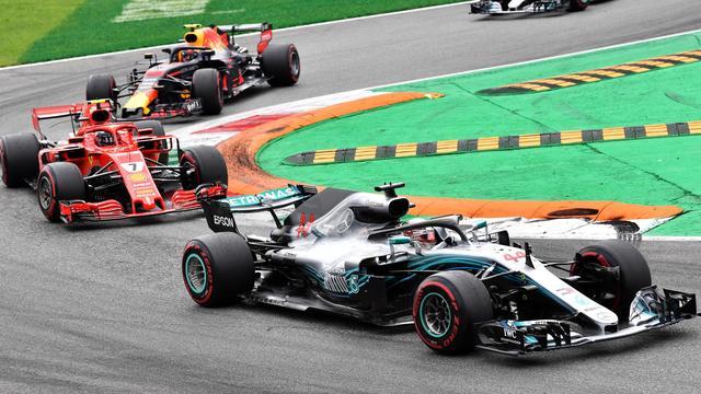 Reacties na zege Hamilton en vijfde plek Verstappen in Italië (gesloten)