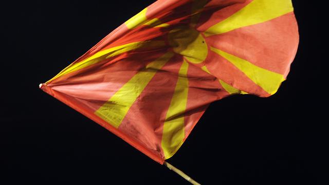 Massale protesten tegen naamswijziging Macedonië