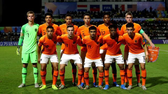 Oranje onder 17 mag nog hopen op knock-outfase WK na ruime zege op VS