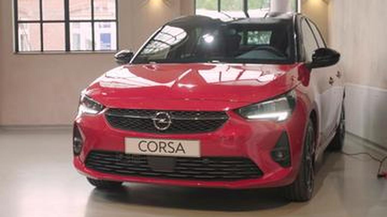 Eerste kennismaking: De nieuwe, zesde generatie Opel Corsa