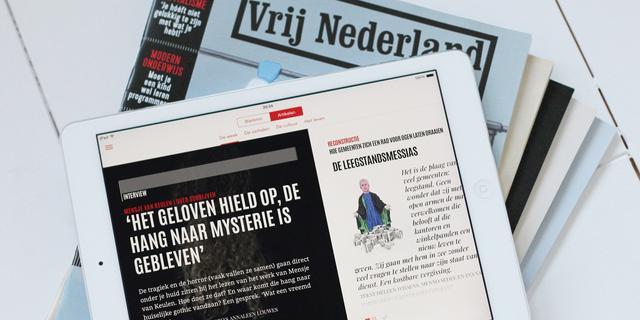 Blendle maakt losse apps voor kranten en tijdschriften