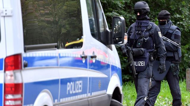 Terreurverdachte Chemnitz had banden met IS