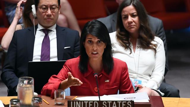 VN-Veiligheidsraad veroordeelt raketlancering Noord-Korea