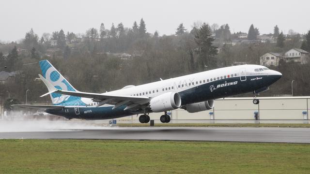 Aandeel Boeing omlaag na crash Ethiopian Airlines