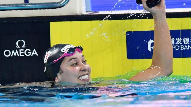 Kromowidjojo sluit Swim Cup Eindhoven af met winst op 50 vrij