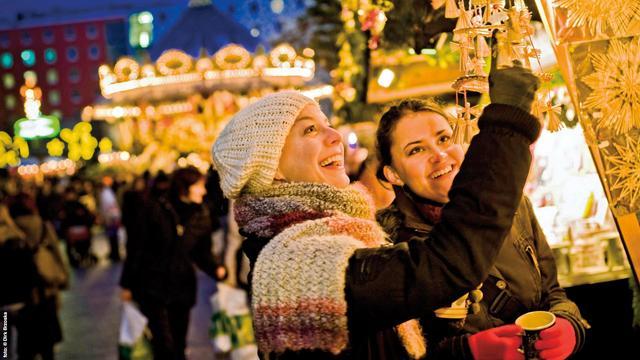 Proef de kerstsfeer op diverse kerstmarkten vanaf 16 euro