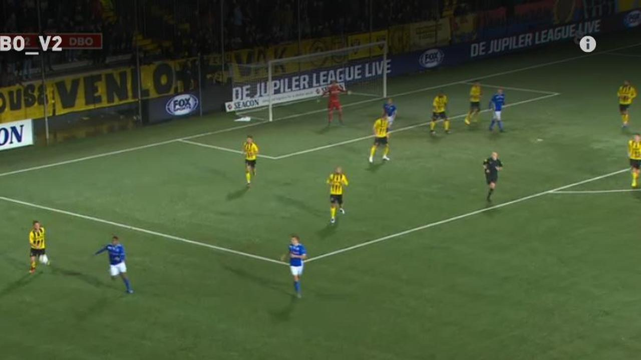 Samenvatting VVV Venlo - FC Den Bosch