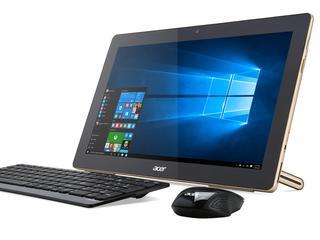 All-in-one-pc kan worden gebruikt als gigantische tablet