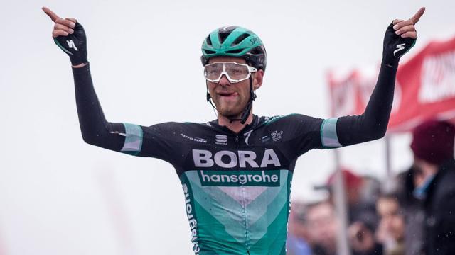 Grossschartner wint Ronde van Turkije, Jakobsen tweede in slotrit