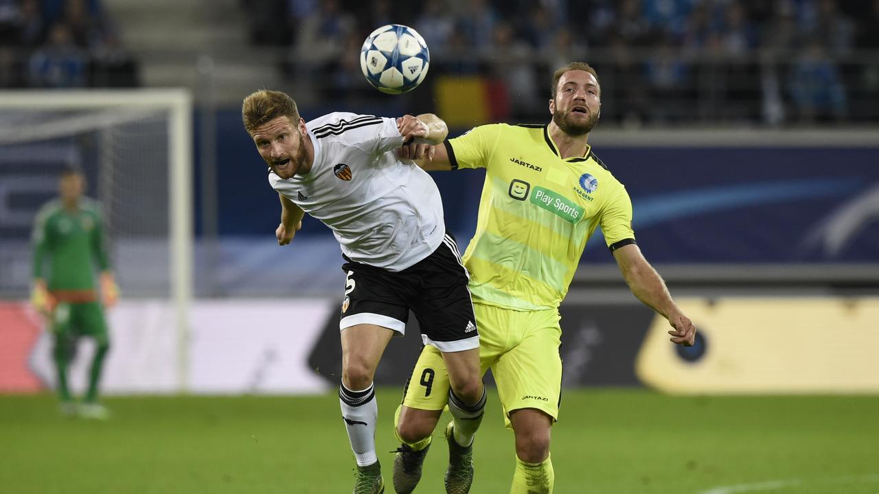 AA Gent-Valencia (1-0)