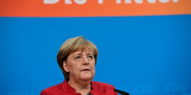 Merkel wil dat luchtaanvallen in Jemen stoppen